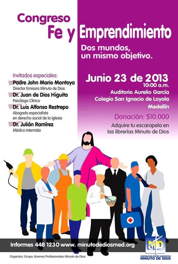 congreso profesionales 2013