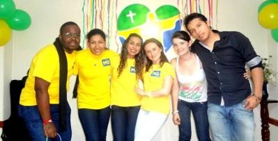 voluntarios JMJ 2013