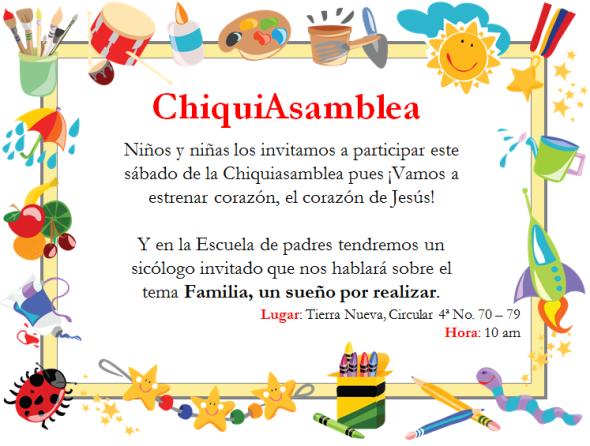 chiquiJulio